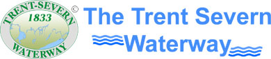 The Trent Severn Waterway, 44 locks, from Lake Ontario to Georgian Bay. logo image